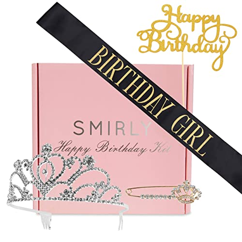 Buy SMIRLY Happy Birthday Sash Birthday Accessories Birthday